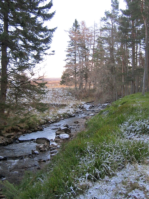 Glencally Burn
