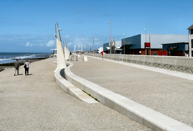 Cleveley's New Wave Promenade