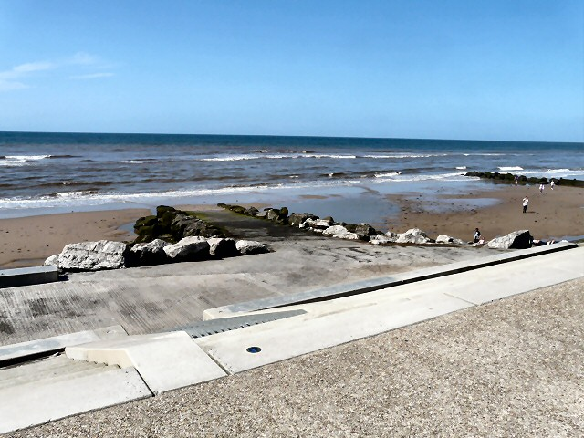 Cleveleys North Beach