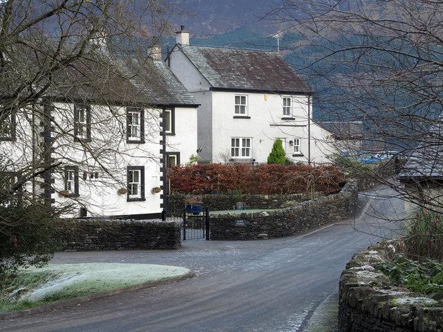 Houses in Thornthwaite