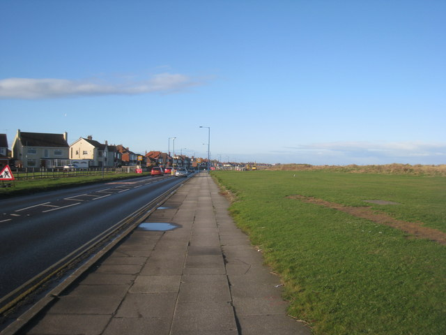 Coast Road and The Stray, Redcar