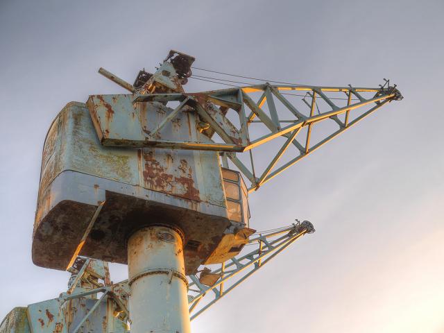 Quays Crane