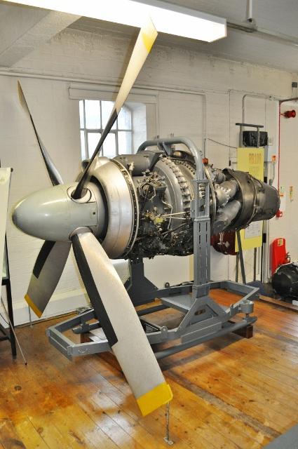 Rolls-Royce RB.53 Dart -Turboprop