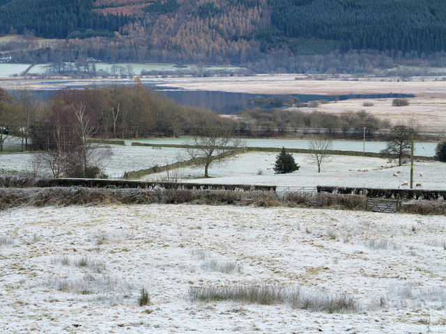 South end of Bassenthwaite