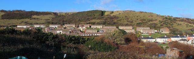 Aycliff housing estate