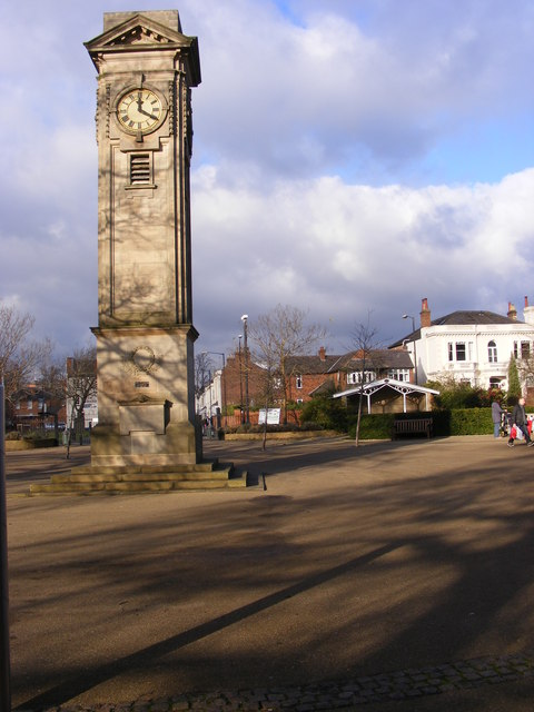 Leam Clock Tower