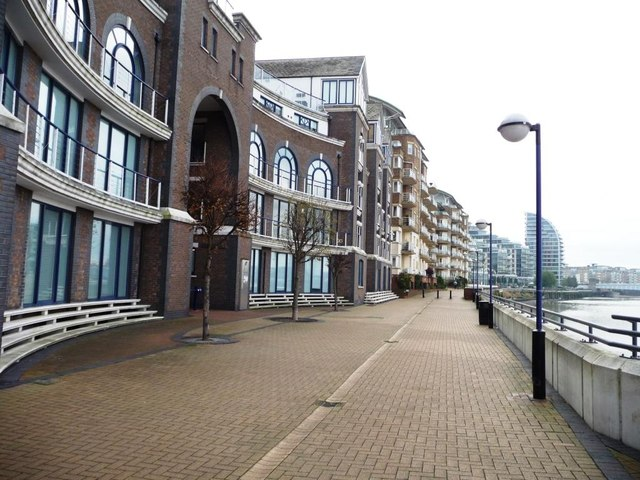 Thames Riverside Walk