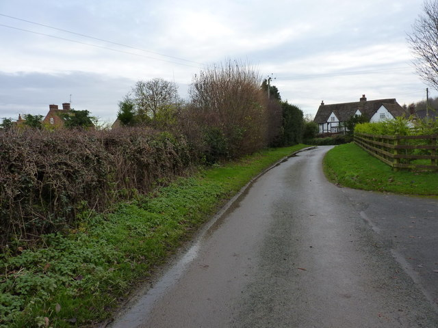 In Underton village