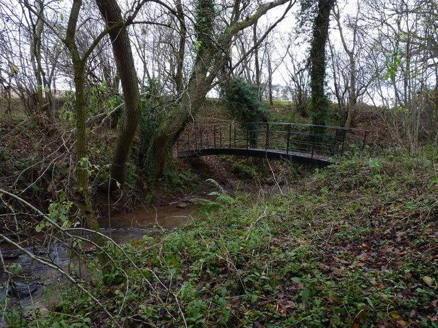 A proper footbridge