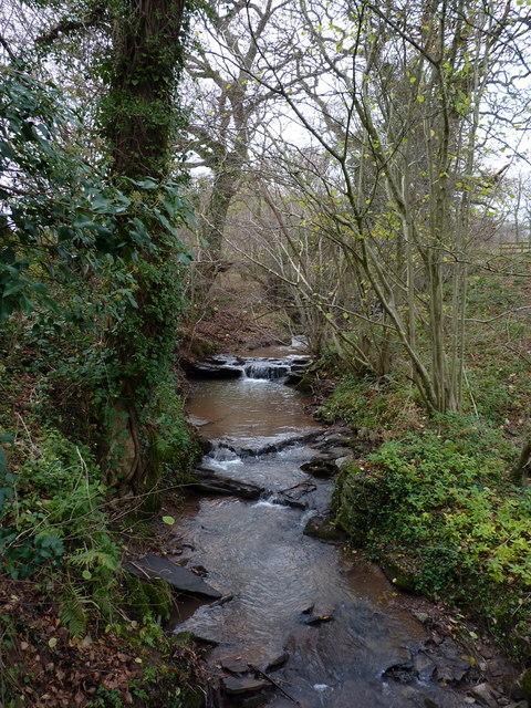 Upton Cressett brook