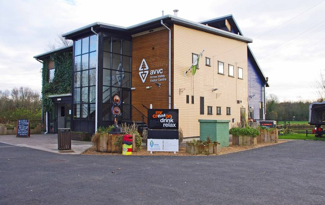 Arrow Valley Visitor Centre, Arrow Valley Country Park, Redditch