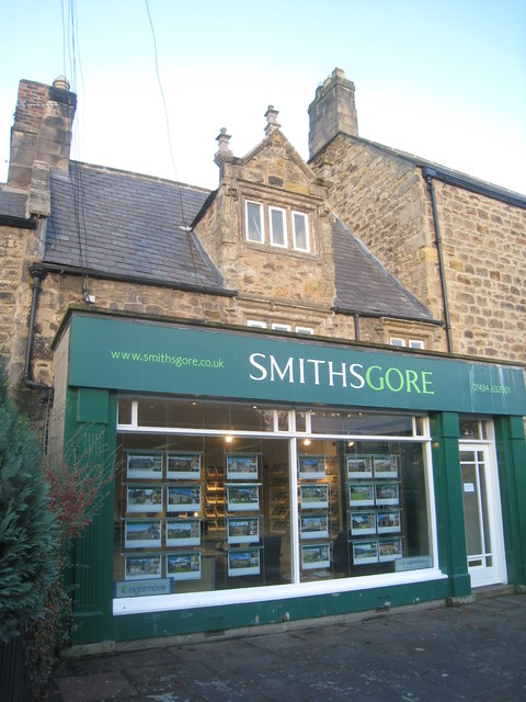 Smith's Gore, Corbridge