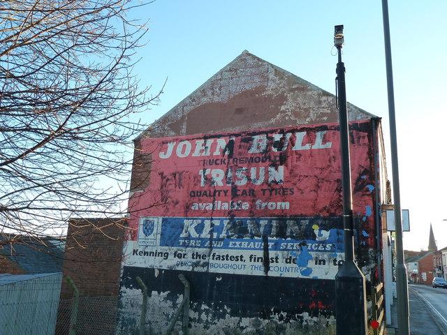 John Bull Tyres