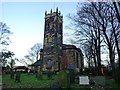 SK4791 : St Alban's Church, Wickersley by Bill Henderson