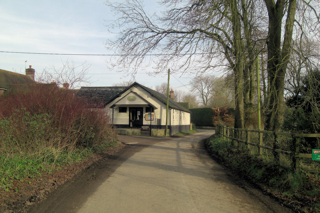 Warnford Village Hall