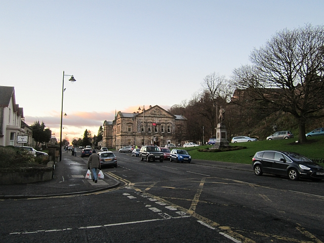 Dumbarton Road, Stirling