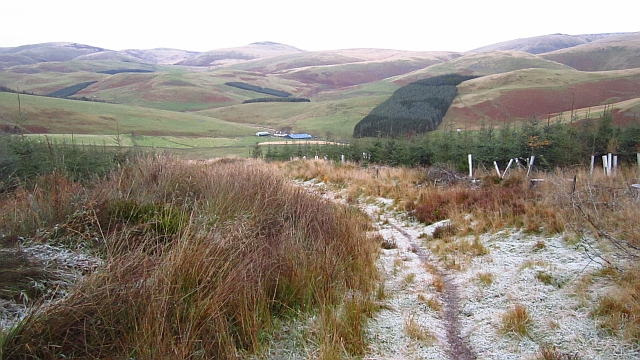 Path, Kelsocleuch Rig