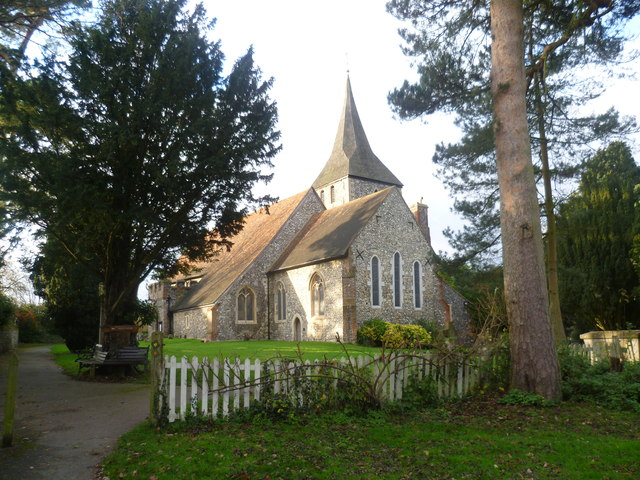 St Martin of Tours Church, Chelsfield