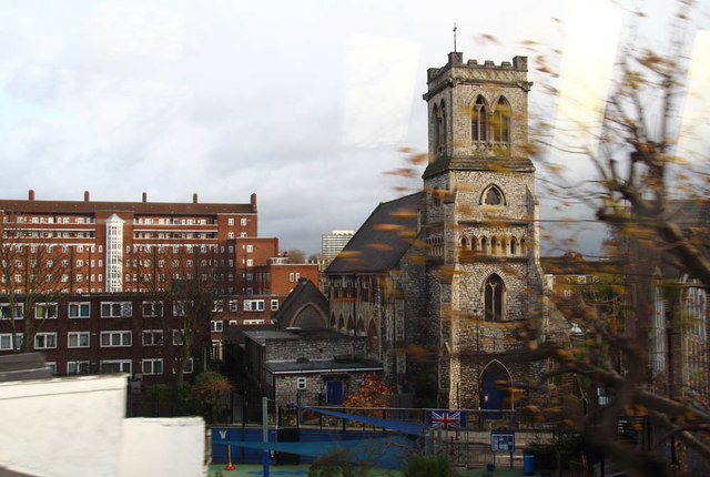 Holy Trinity, Kentish Town