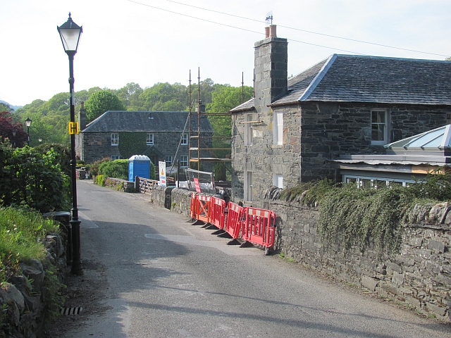 Port na Craig Road