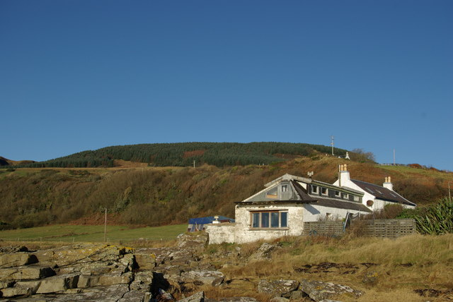 Cottage at Kildonan