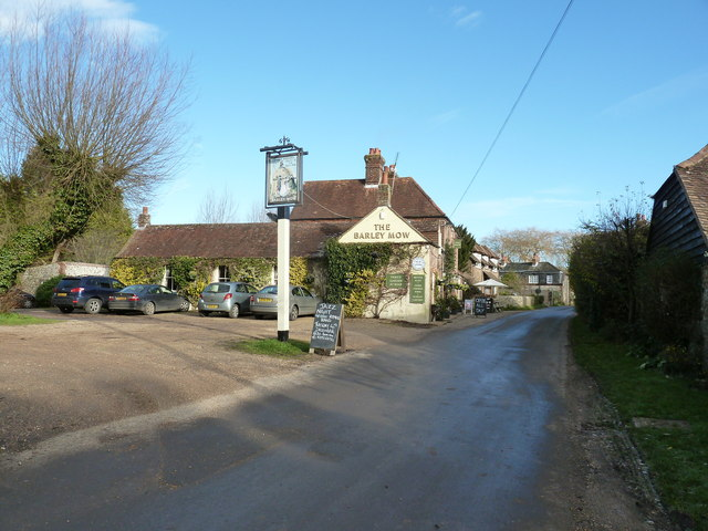 The Barley Mow at Walderton