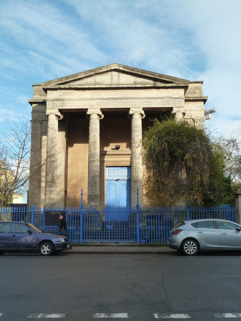 Former place of worship