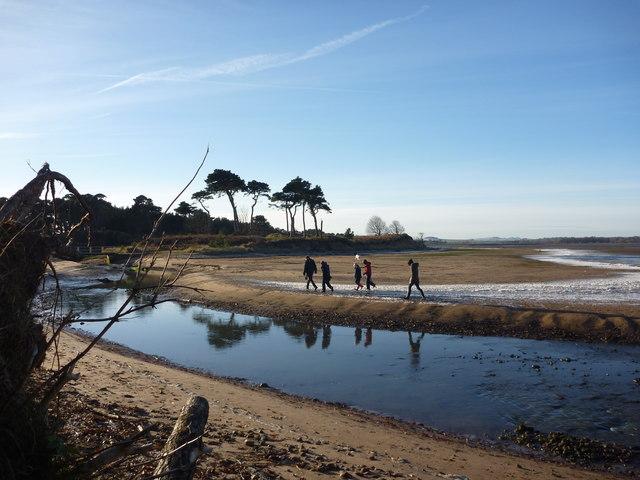 Coastal East Lothian : Five Go Mad At Hedderwick