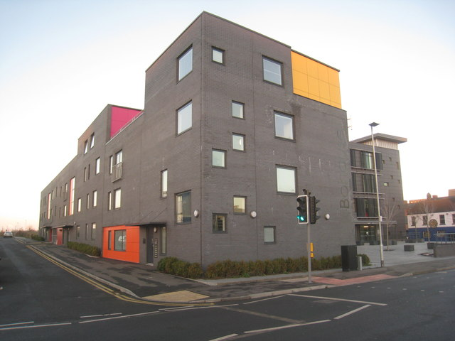 New developments in Bridge Street West (2)