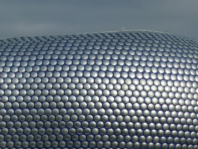 Birmingham - the Selfridges building