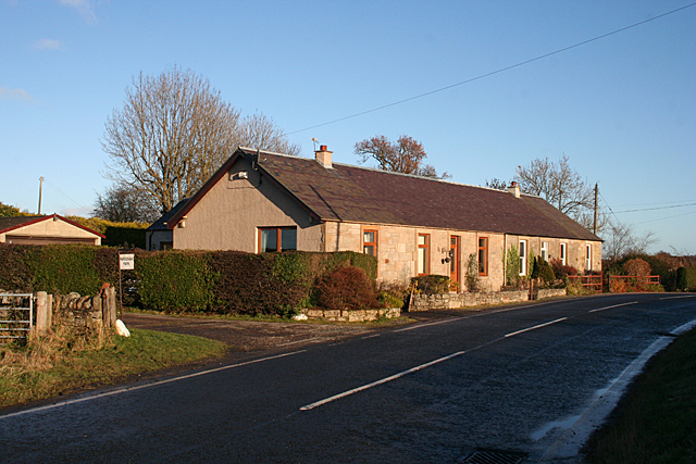 Cottages at Pardovan