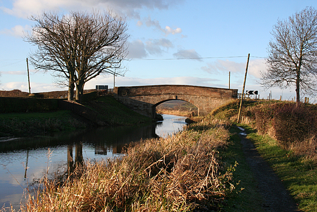 Canal Bridge near Pardovan