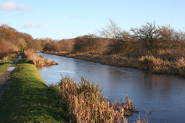 Union Canal at Philpstoun