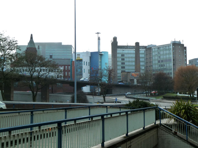 Birmingham Children's and Dental Hospitals