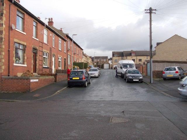 Tidswell Street - Clarkson Avenue
