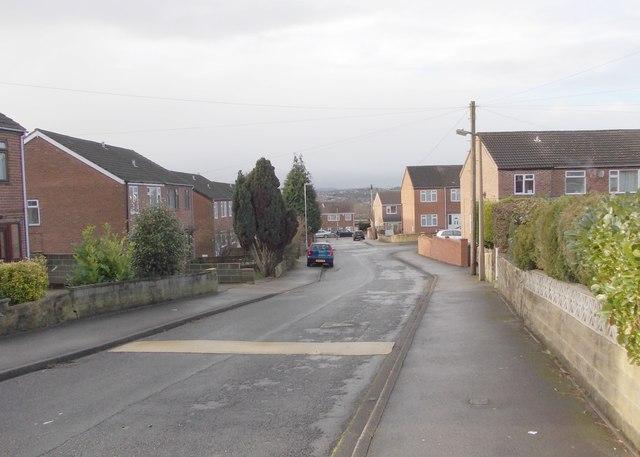 Hutton Drive - Hollinbank Lane
