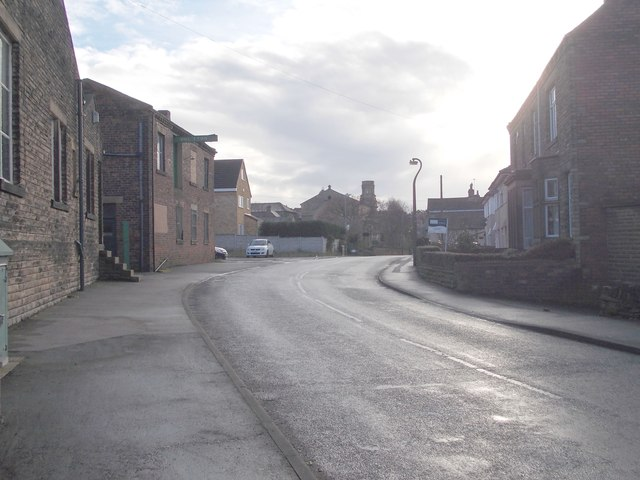 Chapel Lane - viewed from Trueman Avenue