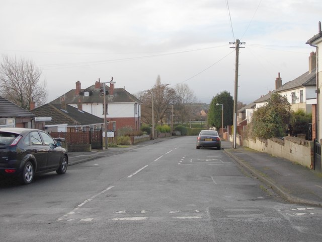 Green Avenue - Chapel Lane