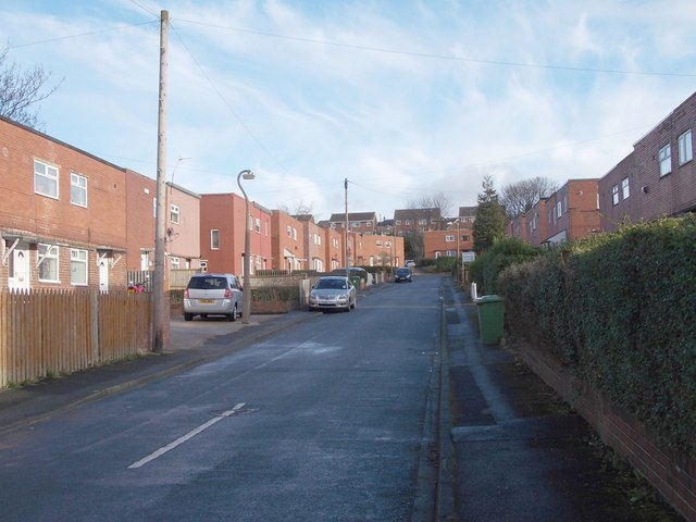 Chapel Avenue - Chapel Lane