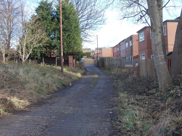 Moorfield Avenue - Chapel Lane