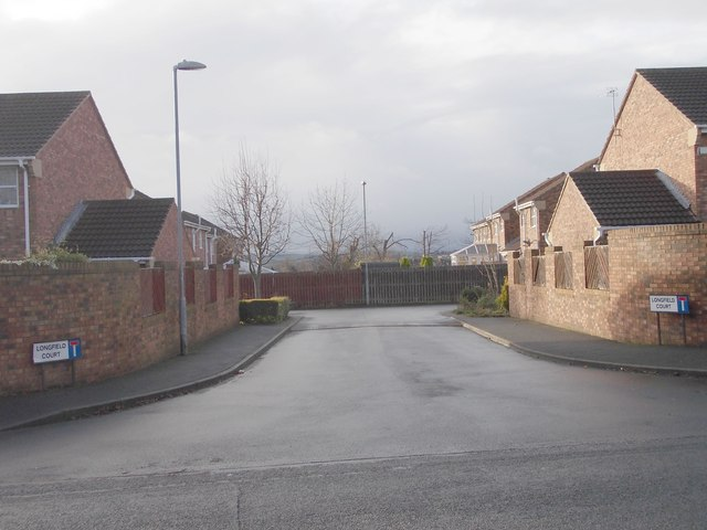 Longfield Court - Chapel Lane
