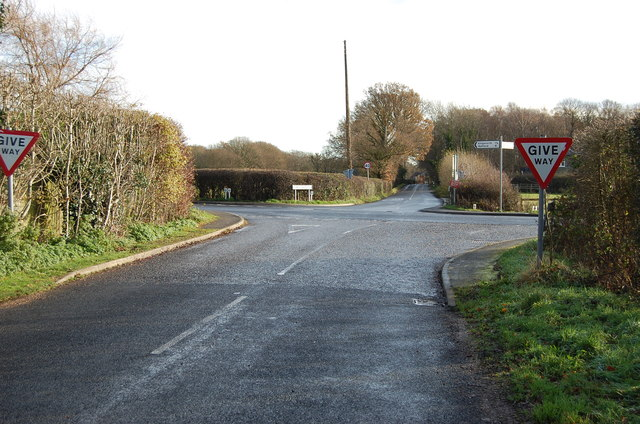Crossroads at Bromley Green