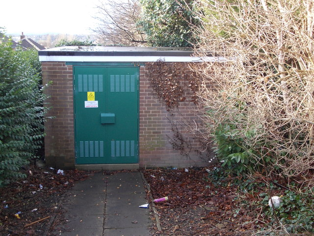 Electricity Substation No 1686 - Crowther Road