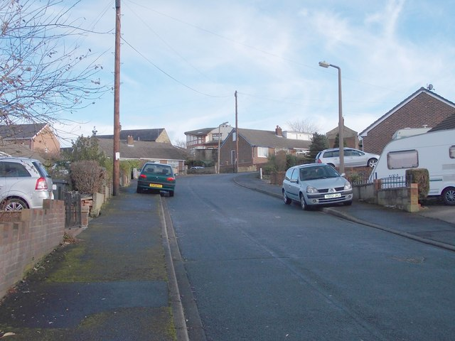 Thackray Avenue - Crowther Road