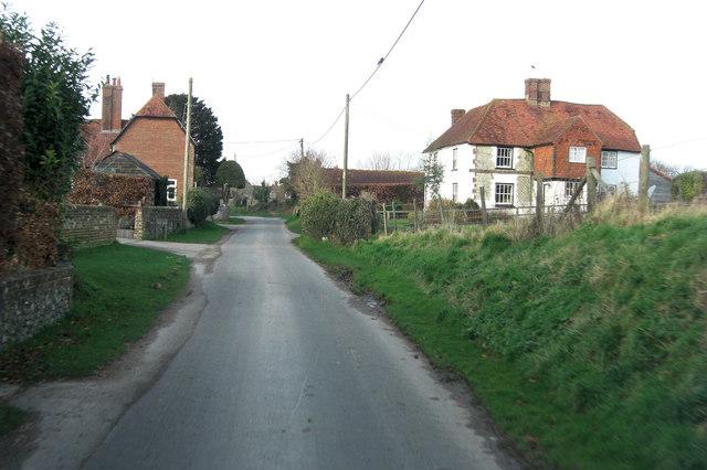 Grade II listed buildings in Ramsdean