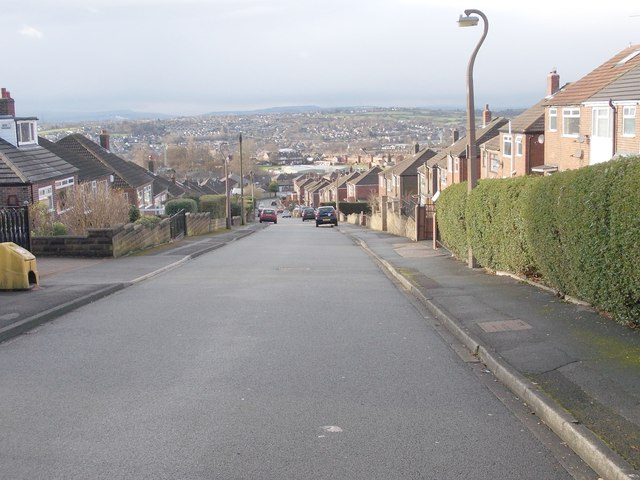 Trueman Avenue - Hollinbank Lane