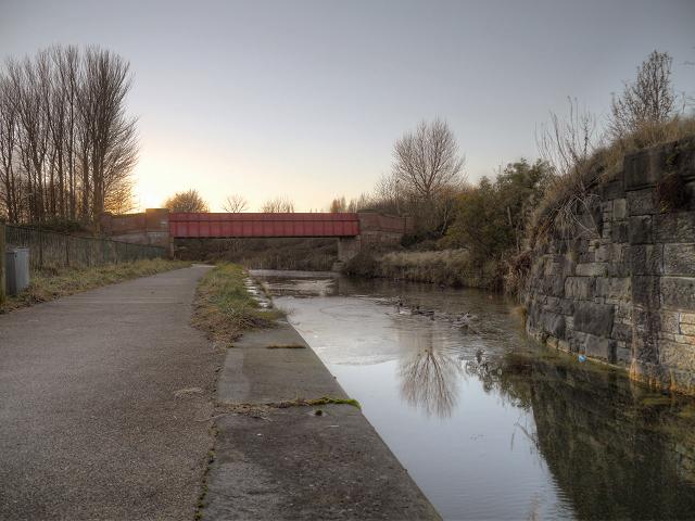 Manchester, Bolton & Bury Canal, Bridge#17e