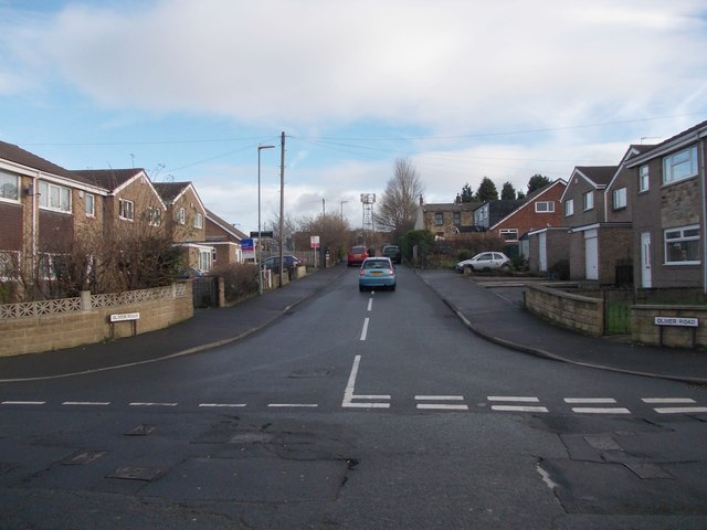 Oliver Road - Hollinbank Lane