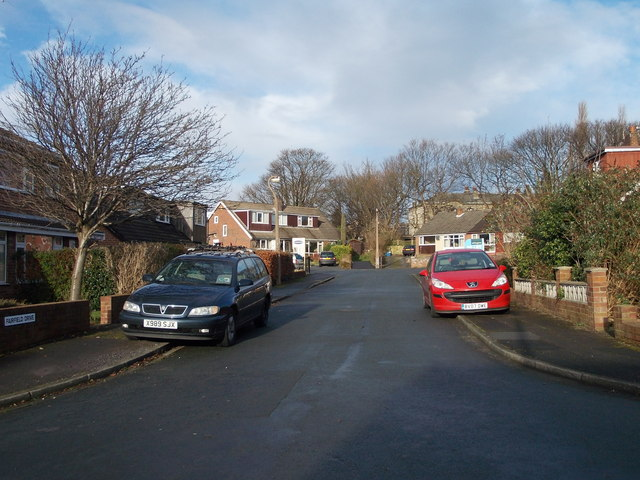 Fairfield Drive - Fairfield Road