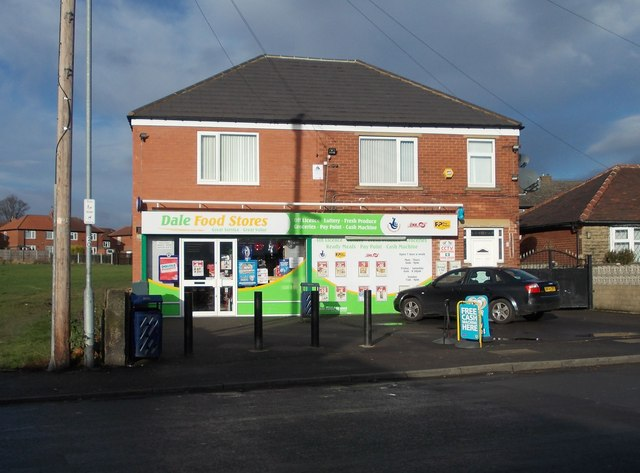Dale Food Stores - Dale Lane